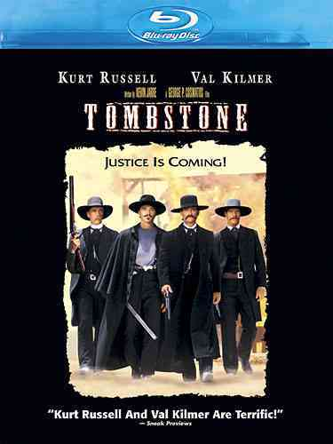 TOMBSTONE BY RUSSELL,KURT (Blu-Ray)